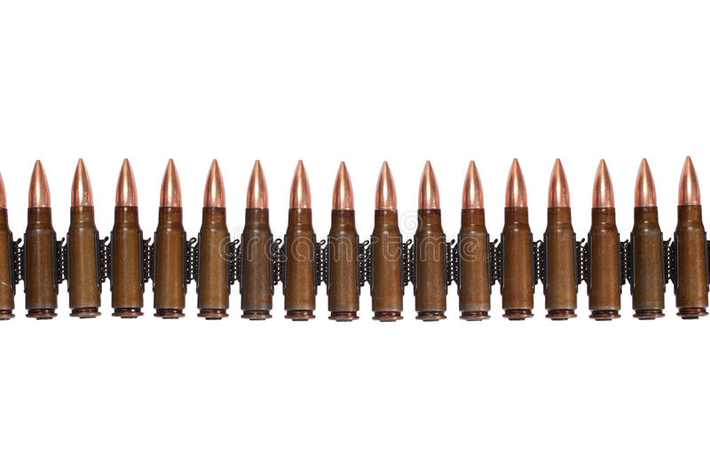 Download Ammunition Belt Royalty Free Stock Images - Image: 36528279