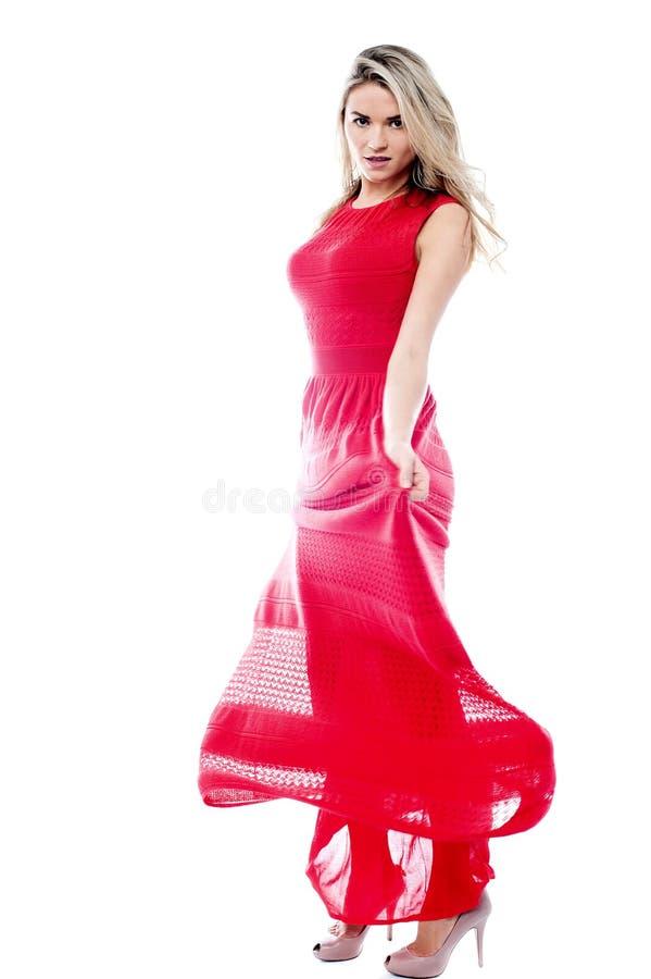 Download Amo Ballare In Questo Vestito Fotografia Stock - Immagine di movimento, modo: 56879624
