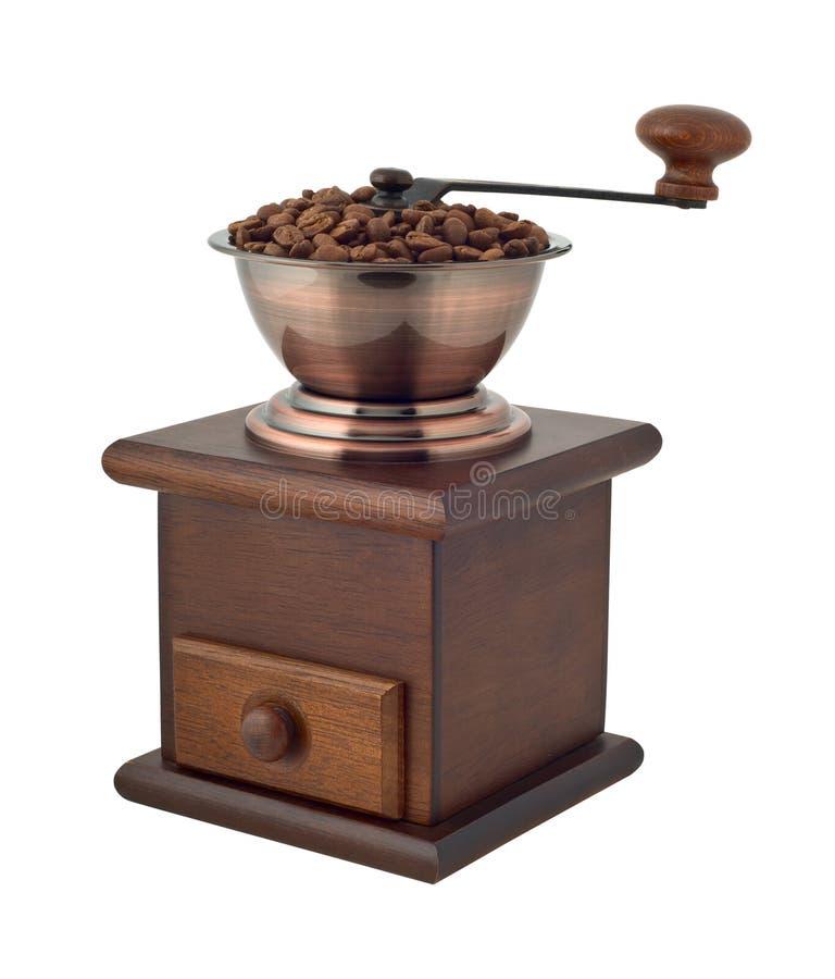 Download Amoladora De Café Con El Recorte De Las Habas Foto de archivo - Imagen de amoladora, nadie: 7151268