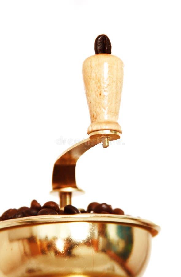 Download Amoladora De Café Con Los Granos De Café Foto de archivo - Imagen de amoladora, café: 7276832