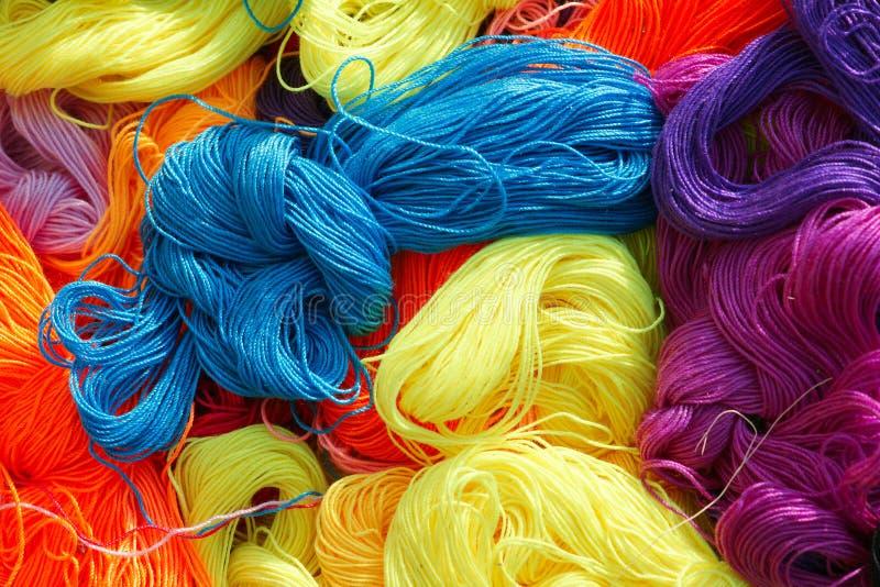 Amorçage De Coton Photos stock