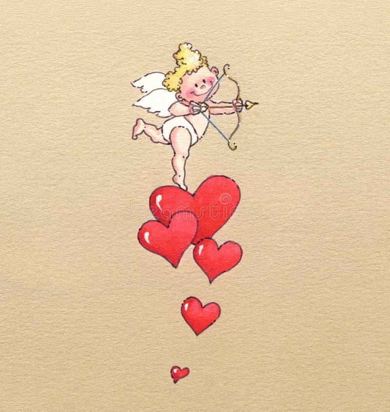 Amor stock abbildung