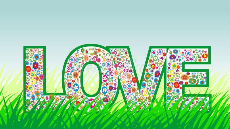 Download Amor ilustração do vetor. Ilustração de glitter, fundo - 12805442