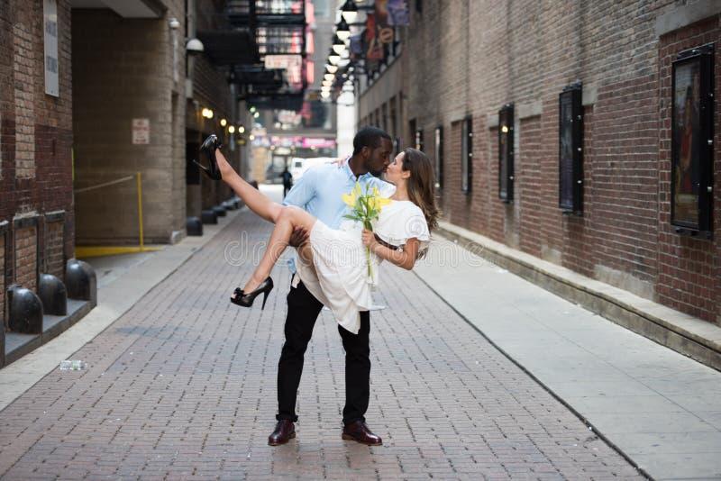 Amor ardiente al aire libre imagenes de archivo