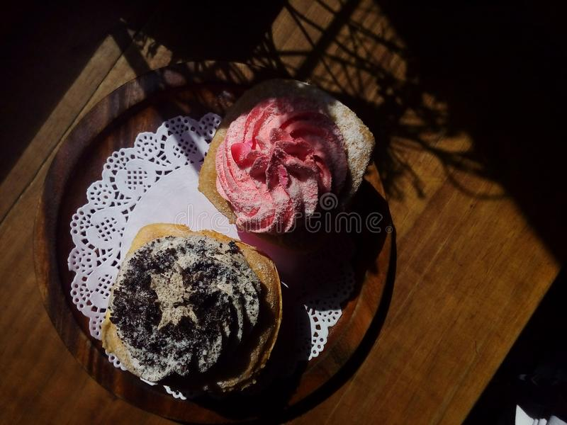 Amor Bakery lizenzfreies stockbild