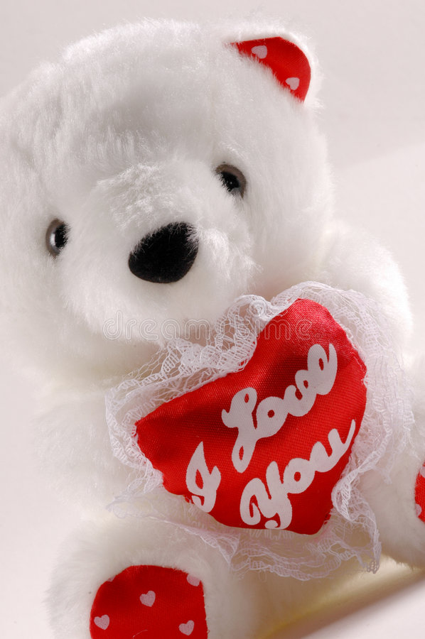 Amor Cuddly imagens de stock royalty free