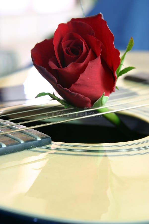 Amor da música 2 fotografia de stock royalty free
