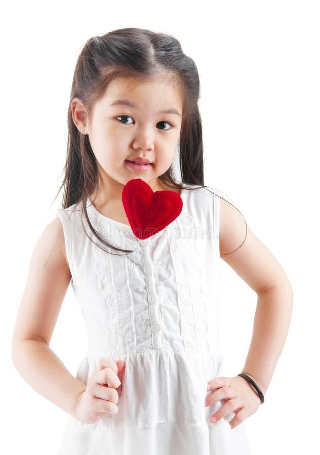 Amor das crianças foto de stock royalty free