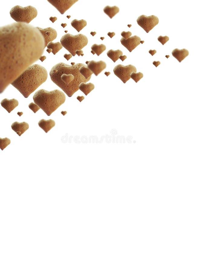 Amor de Coffe fotos de stock