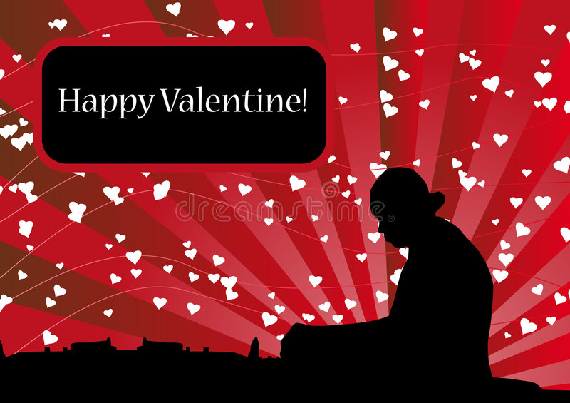 Amor de DJ libre illustration