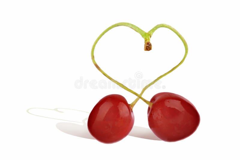 Download Amor de la cereza stock de ilustración. Ilustración de rojo - 7283376