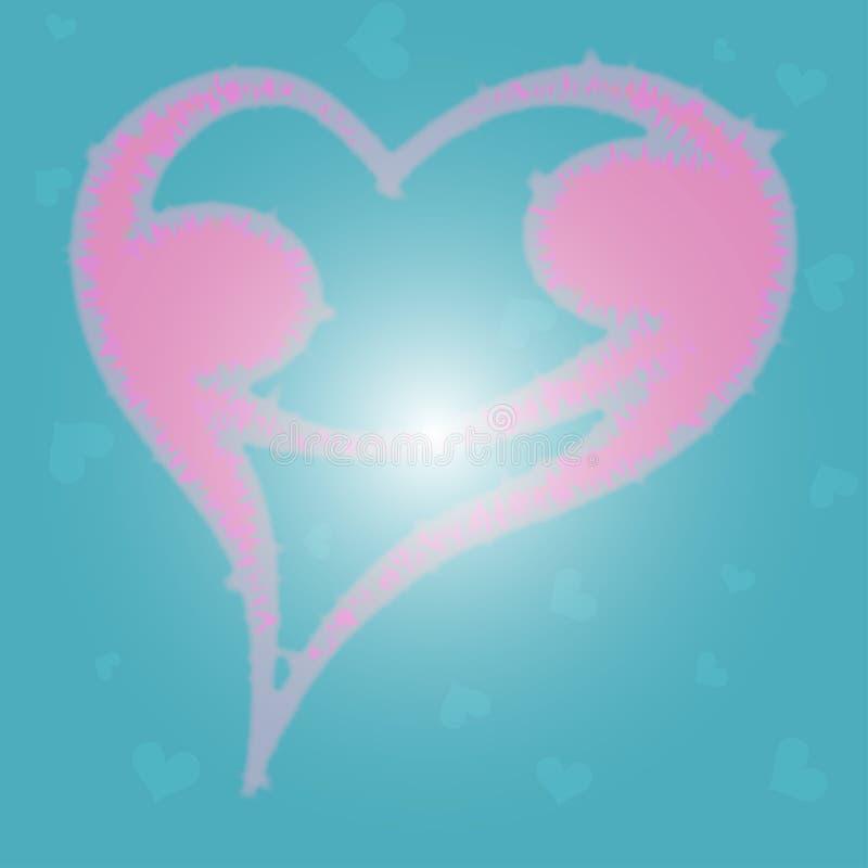 Amor 1 del fondo de Bokeh imagen de archivo libre de regalías