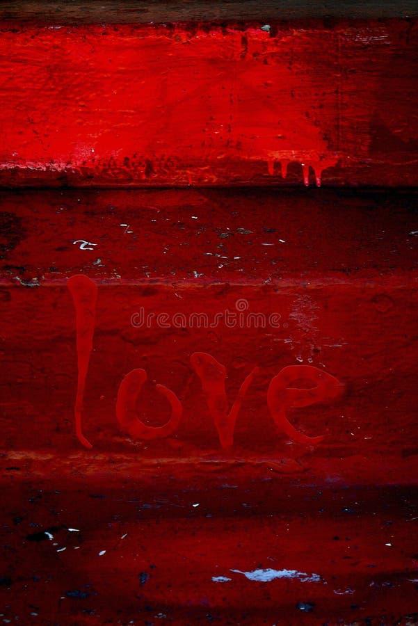 Amor - dia do Valentim ilustração do vetor