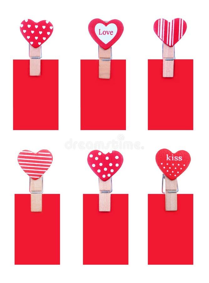 Amor do dia dos Valentim fotografia de stock