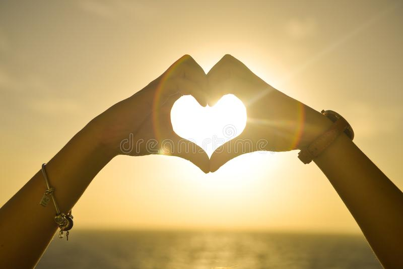 Amor dulce imagen de archivo libre de regalías