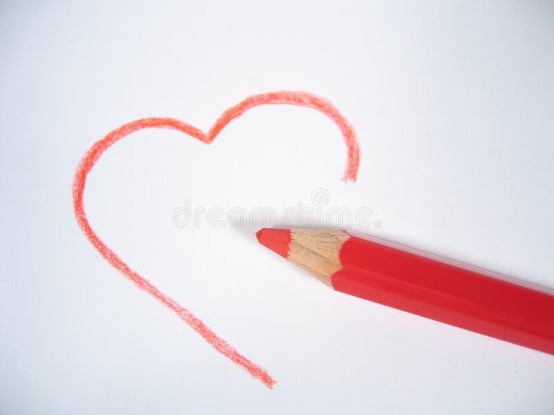 Amor inacabado imagens de stock