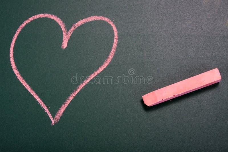 Amor na escola foto de stock royalty free