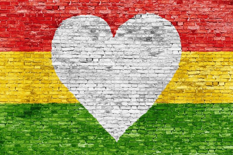 Amor para a reggae imagens de stock royalty free