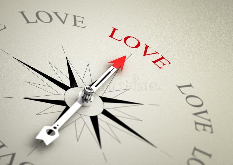 Amor que entrena o que aconseja libre illustration