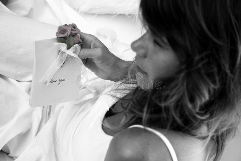Amor U Foto de archivo