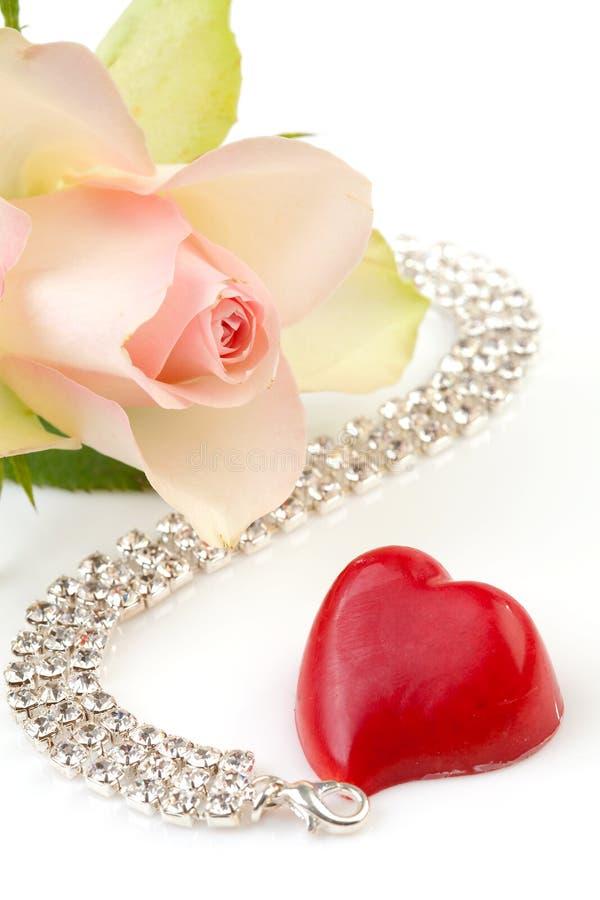 Amor Y Romance Simbólicos Fotos de archivo libres de regalías