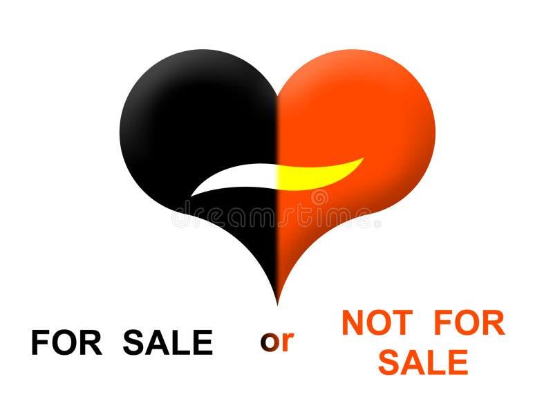 Download Amor y vendibility stock de ilustración. Ilustración de tristeza - 7288562