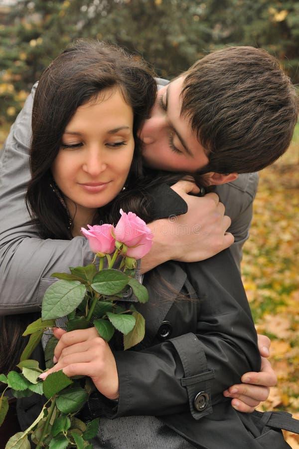 Amore fotografie stock libere da diritti