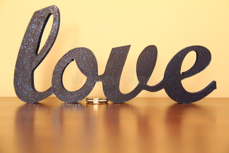 Amore fotografie stock