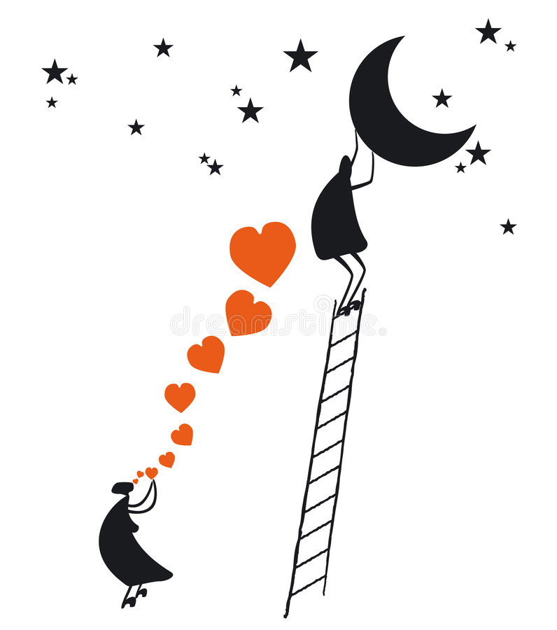 Download Amore illustrazione vettoriale. Illustrazione di illustrazione - 3146099