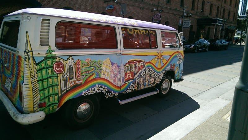 Amore all'interno di San Francisco immagine stock libera da diritti
