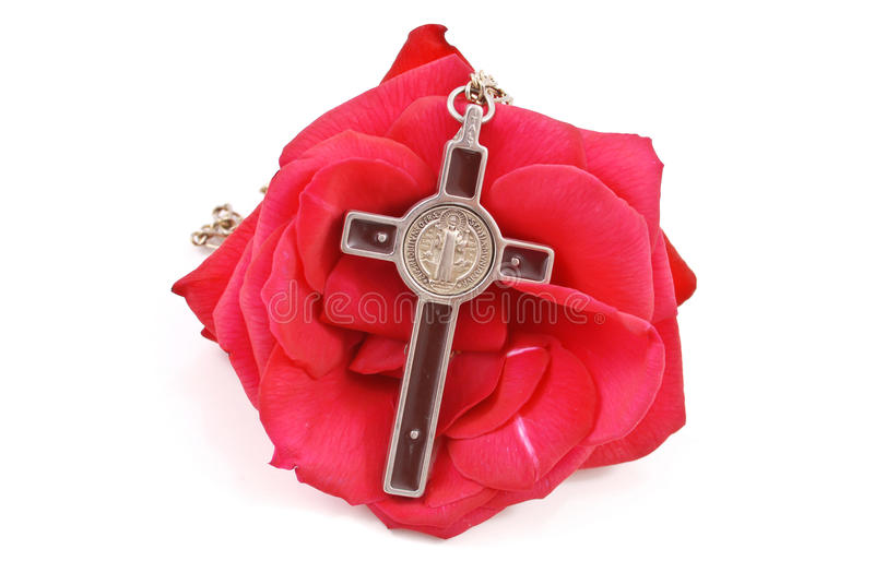 Amore in Christ fotografie stock