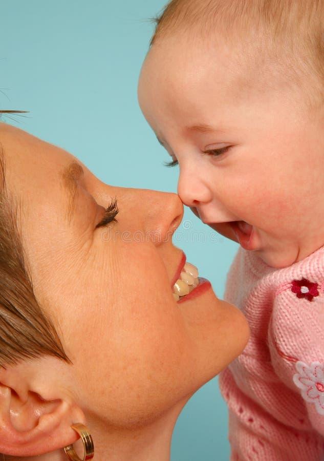 Amore del bambino! fotografia stock