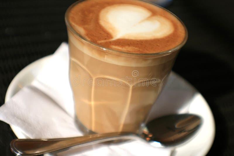 Amore del caffè fotografie stock libere da diritti