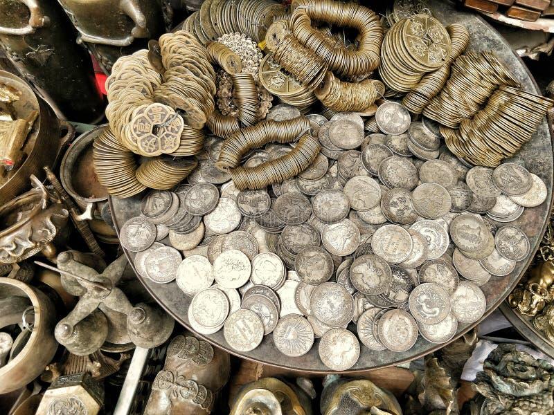 Amore della moneta!! immagine stock