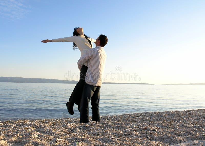 Amore e felicità immagini stock libere da diritti