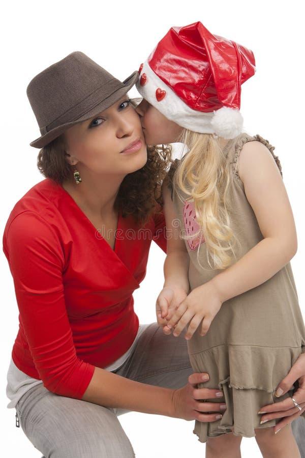 Amore lo baciate! fotografia stock libera da diritti