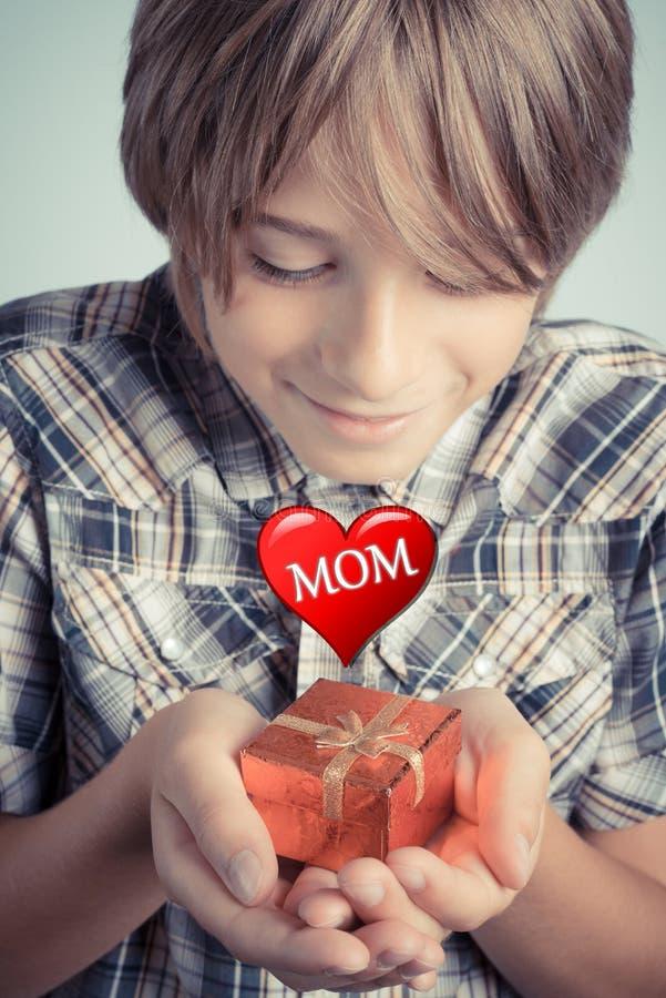 amore per la mamma fotografie stock libere da diritti