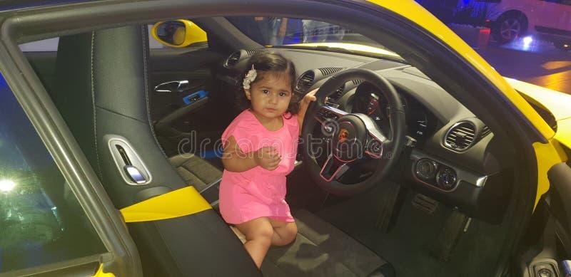 Amore per Porsche fotografie stock libere da diritti