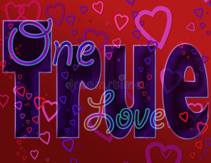 Amore vero royalty illustrazione gratis