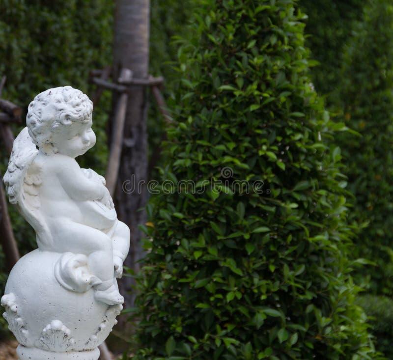 Amorek statua obrazy stock