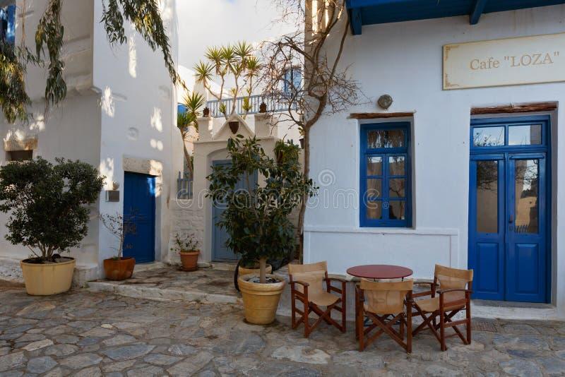 Amorgos island. stock photos