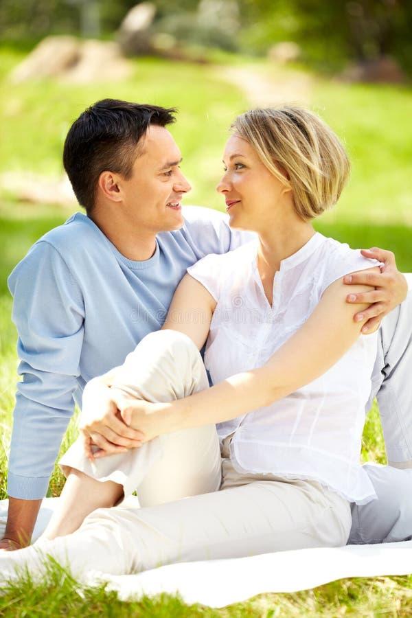 Free Amorous Couple Royalty Free Stock Images - 23212799