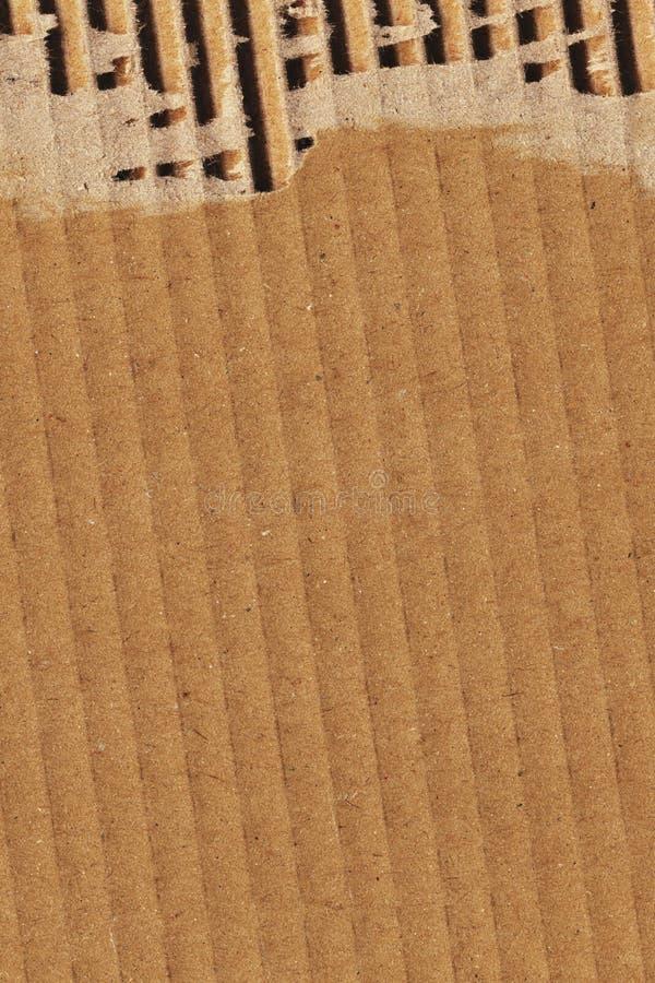 Amostra ondulada da textura do Grunge do cartão fotografia de stock royalty free