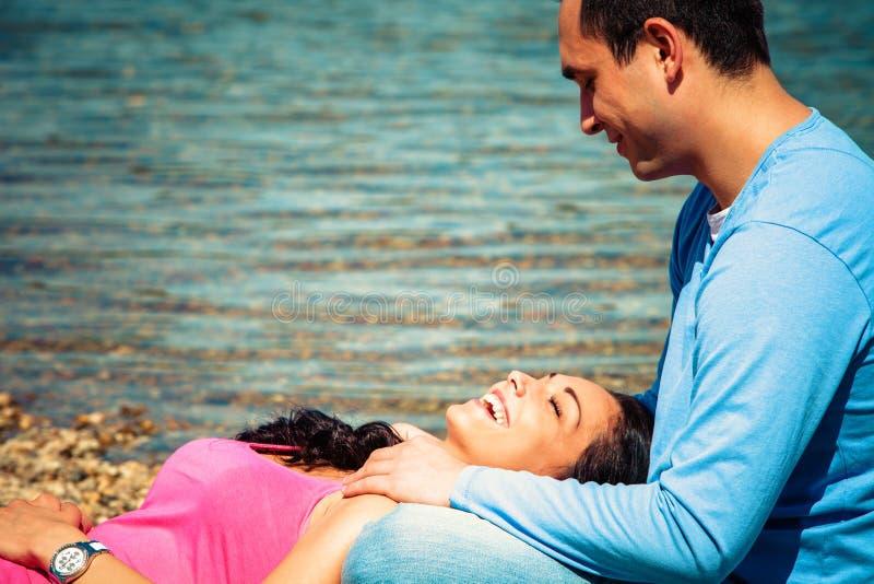 Amour d'été images libres de droits