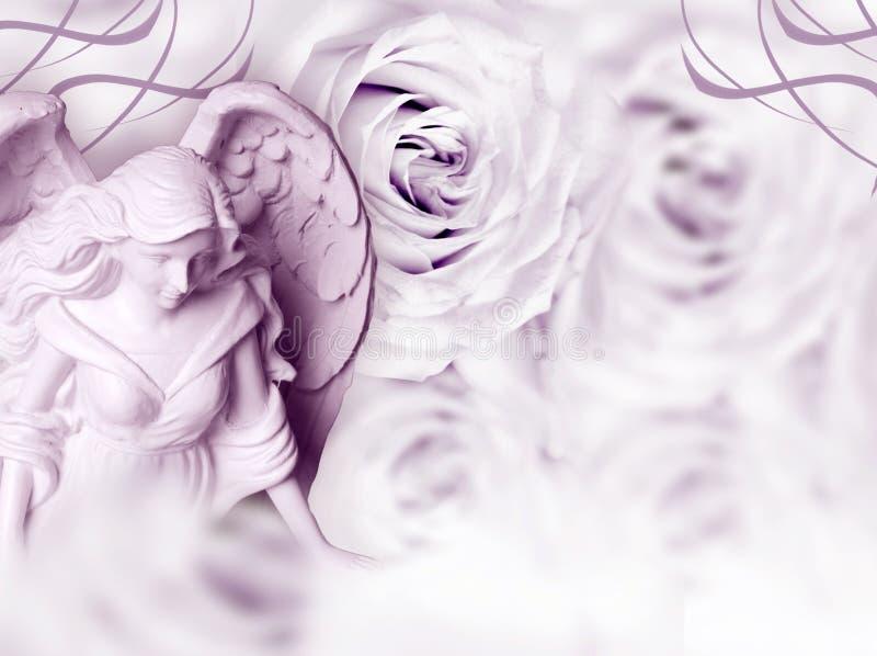 Amour d'ange photos libres de droits