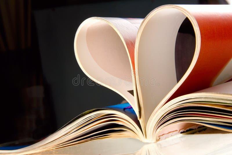 Amour de papier photo libre de droits
