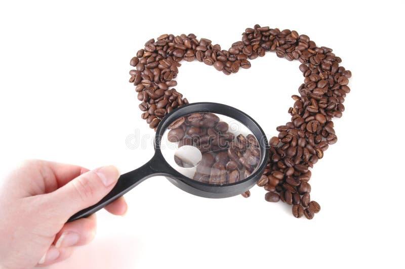 Amour du café 2 images stock