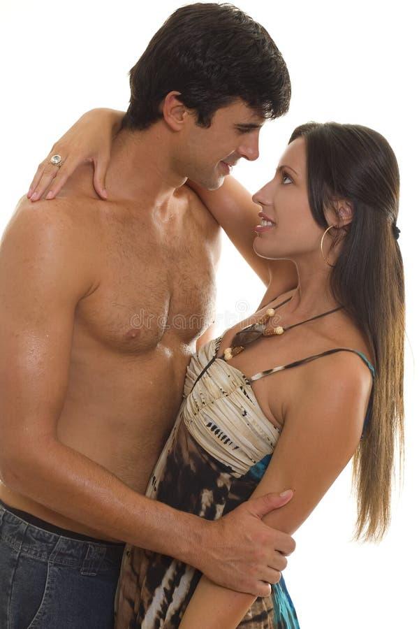 Download Amour et dévotion image stock. Image du dater, beauté, coffre - 739379