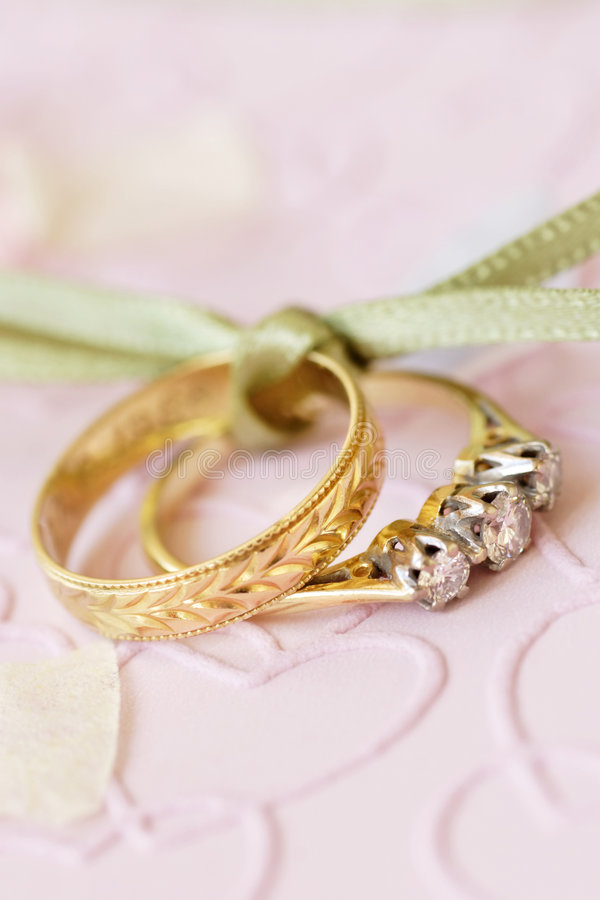 Amour et mariage images stock