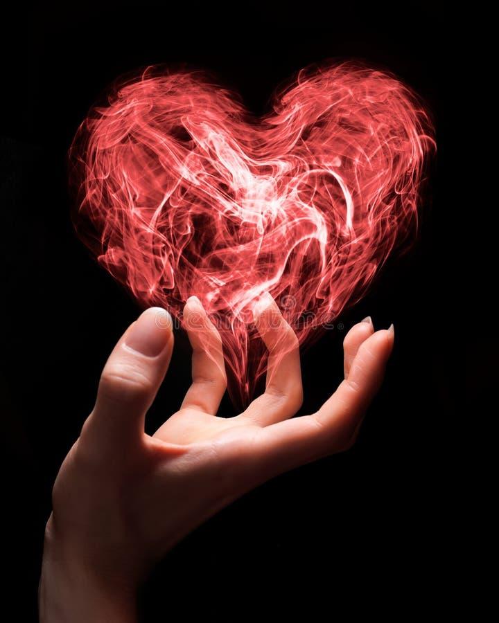 Amour fragile photos libres de droits